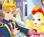 Ever after high rochii de mireasa